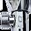 Thumbnail: Ducha Teléfono Cromo Incluye Manguera y llave de abasto Fermetal