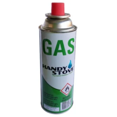 Cartucho repuesto gas butano estufa 2270gr