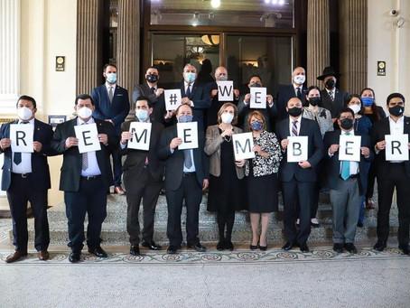 Congreso de Guatemala reconoce la definición de antisemitismo de IHRA