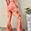 Thumbnail: Bamboo Orange Tie dye Flares