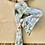 Thumbnail: Bamboo Green Tie dye Flares
