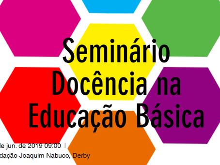 Seminário Docência na Educação Básica