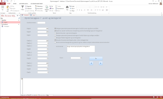 Grading with Microsoft Access 2013