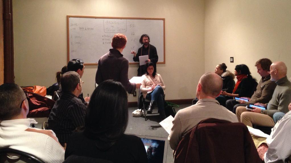 Screenwriting Workshops
