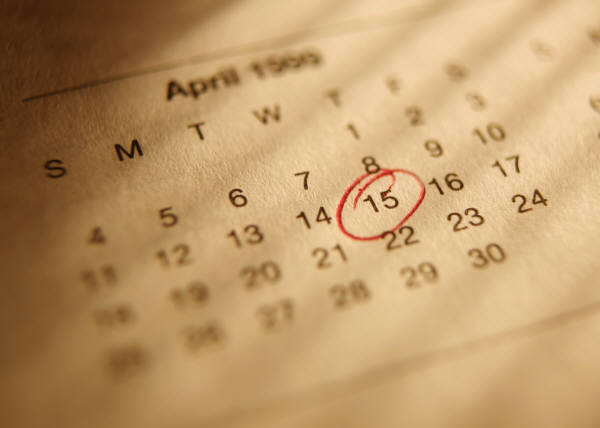 2014 Contest Schedule