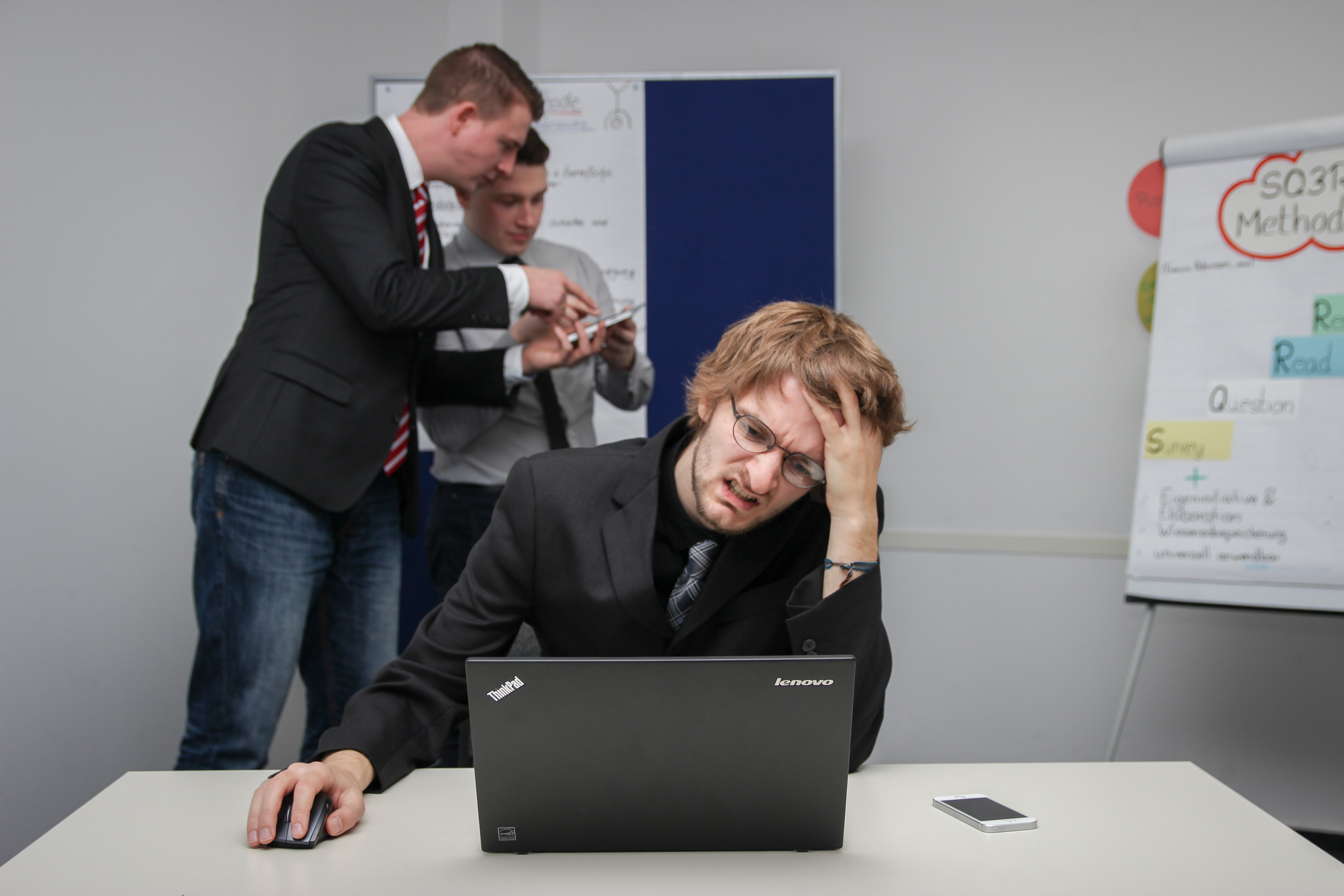 Business Problems and Software Solutions