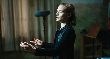 "Maria Roveran nel film ""Resina"""