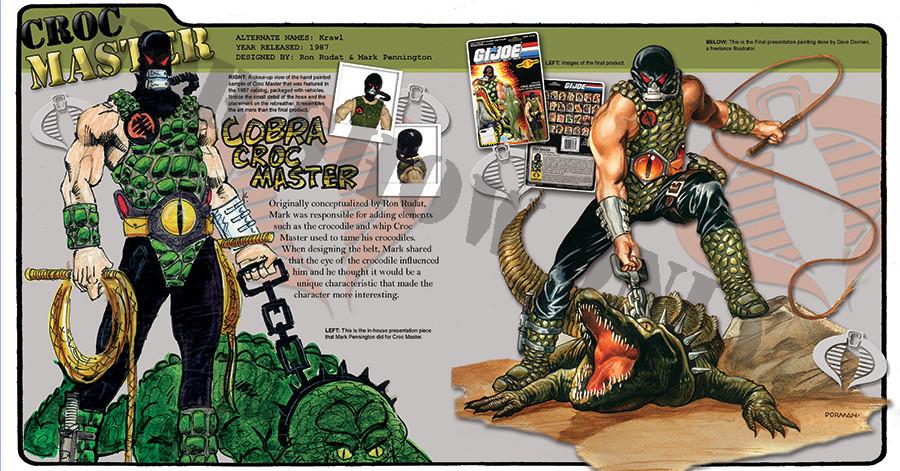 Croc Master