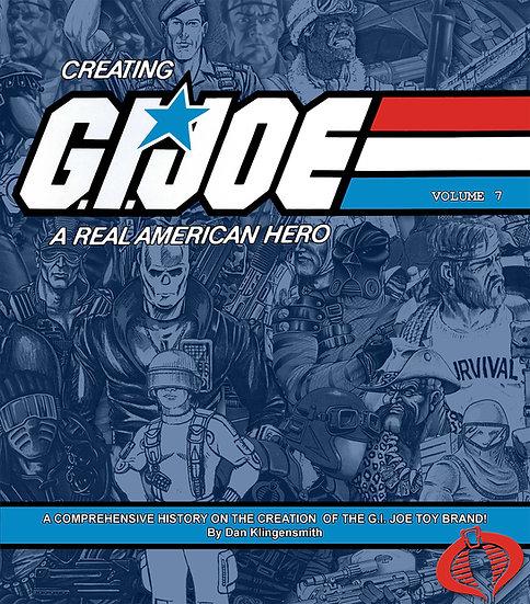 Creating G.I. Joe: A Real American Hero Volume 7