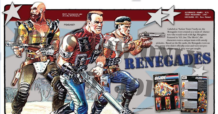 Sgt. Slaughter Renegades