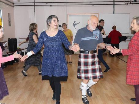 Stage de Dance écossaise