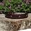 "Thumbnail: Tooled Medium Brown Chain Martingale (18 3/4"")"