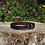 """Thumbnail: Tooled Red Mahogany Collar w/ Stainless Steel (Fits 11 1/4""""-12 1/4"""" neck)"""