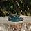 """Thumbnail: Brushed Aqua Sighthound Chain Martingale (12"""")"""