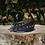 """Thumbnail: Brushed Slate Blue Sighthound Collar (12"""")"""