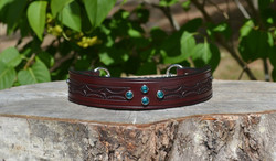 Tooled Cherry Chain Martingale