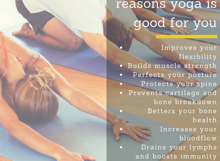 Treat Yourself to Yoga