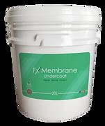 Membrane Undercoat
