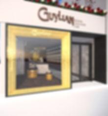 FHA Interior Design store retail food beverage brand and interior alignment concept grab go Riyadh Saudi Arabia