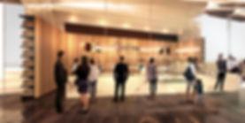 FHA Interior Design Sydney store retail food beverage brand and interior alignment concept grab go