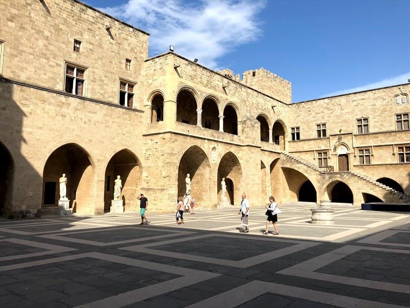 Rhodes Palace