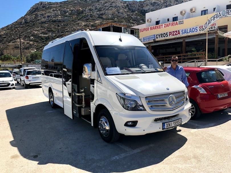 Private Transportation Crete