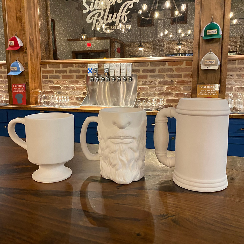 Tipsy Tuesday Paints & Pints with Silver Bluff Brewing
