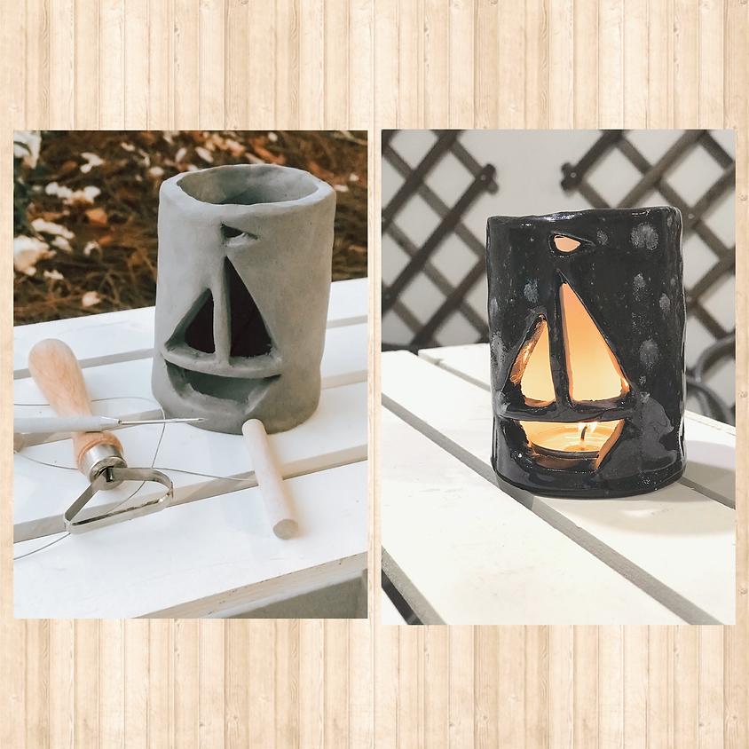 Clay Lantern Class
