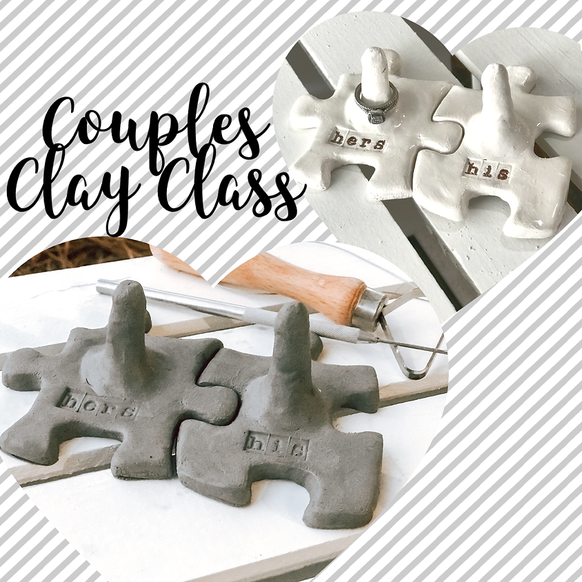 Clay Ring Holder Class
