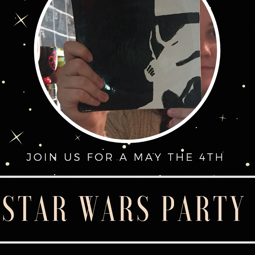 May the 4th (Be With You)