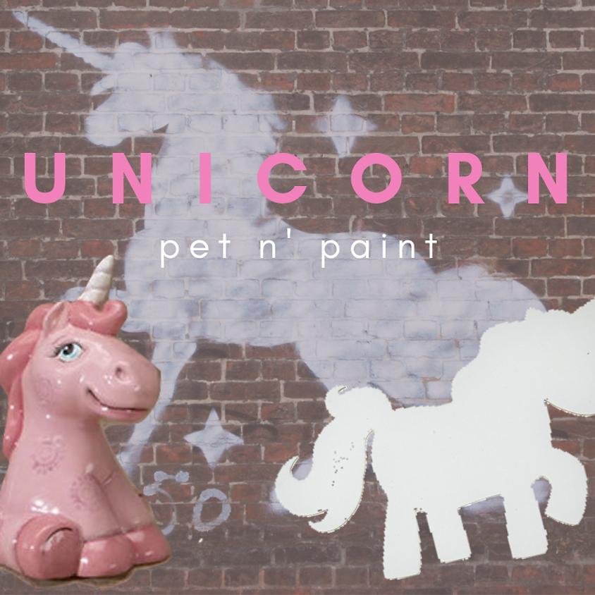 Unicorn Pet N' Paint