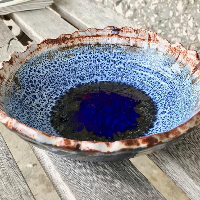 June 15th Cerama-Glass Bowl Class