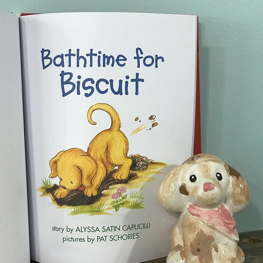 March Story Time Saturday