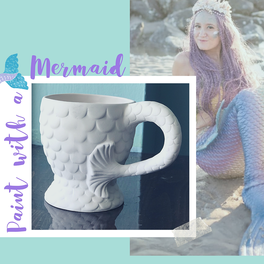 Paint with a Mermaid