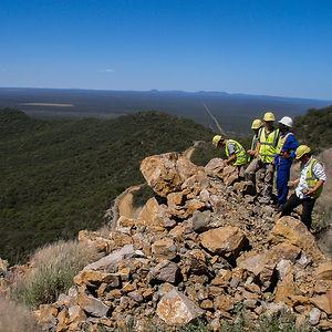 Mine Site Visit Investors
