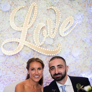 3' Love Marquee Sign