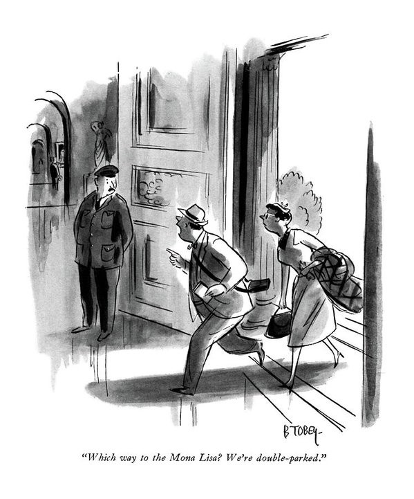 Barney Tobey for The New Yorker
