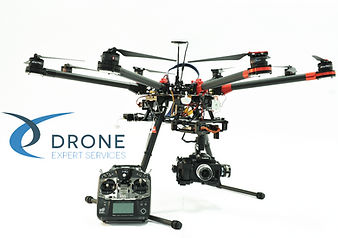 DRONE S1000 DJI OCTOCOPTERE