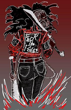 riot, Paige Oliver