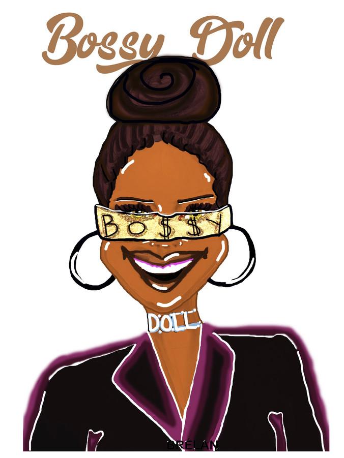 Bossy Doll