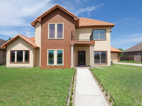 Sold! 3808 Rico Street, Weslaco, Texas