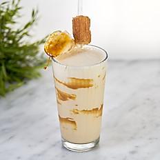 Salted Caramel & Roast Banana Brûlée
