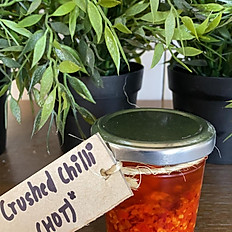 Crushed Chilli Jar