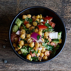 Tabouleh Chickpea Salad