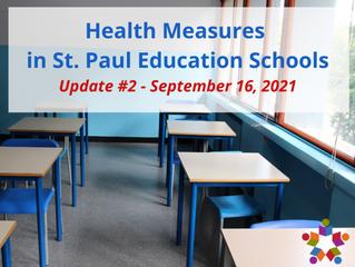 Update #2: Health Measures