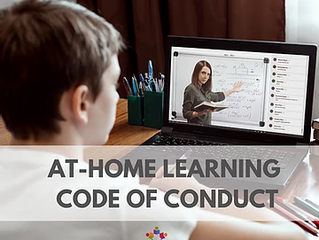 St. Paul Education At-Home Learning Code Of Conduct