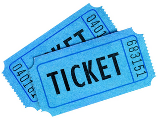 Unclaimed tickets