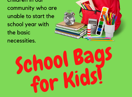 Needing Assistance With School Supplies?