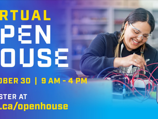 NAIT Virtual Open House