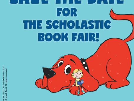 Scholastic Virtual Book Fair!